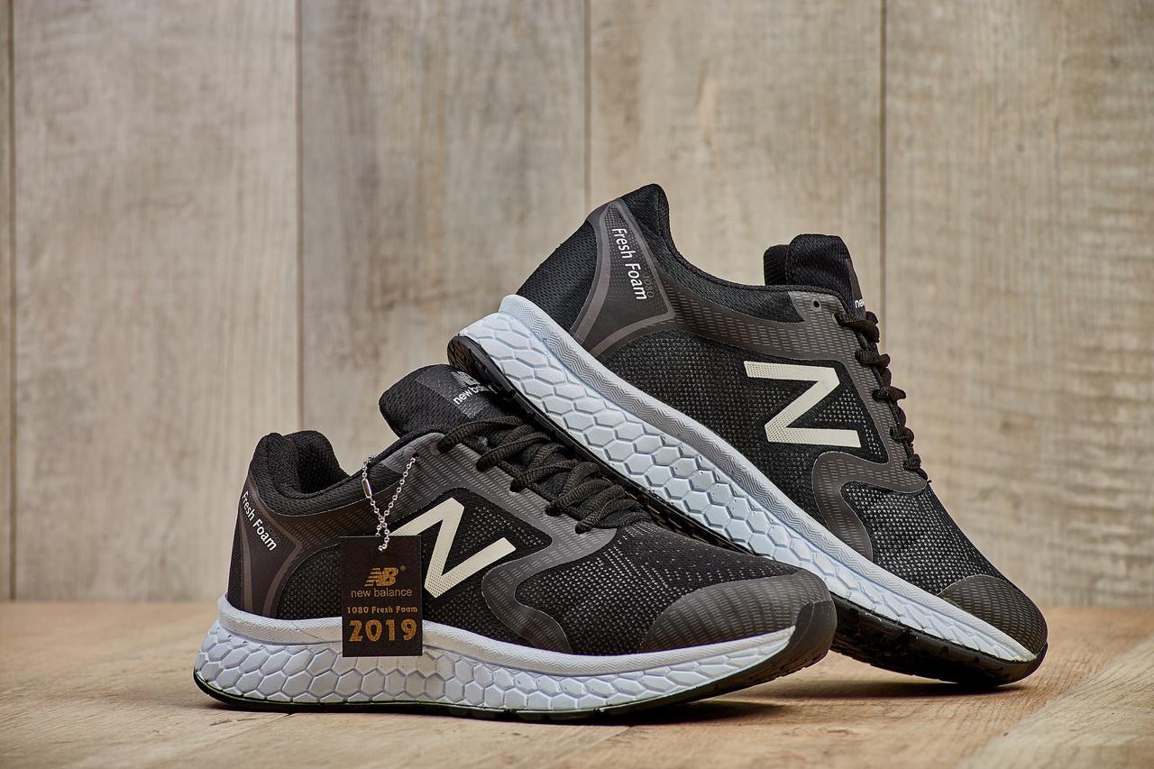 Мужские кроссовки New Balance Foam Black ( Реплика )