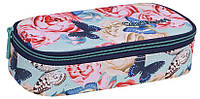 Пенал CoolPack CAMPUS B62127, с цветочным принтом