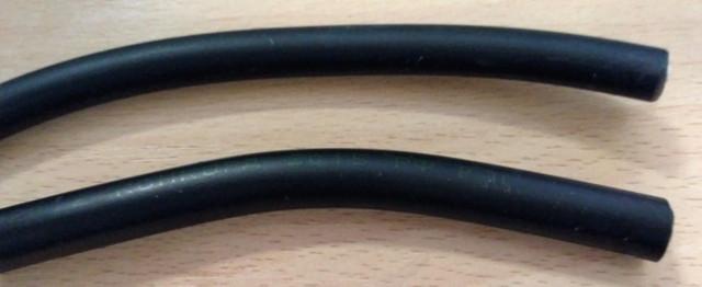 Изображения двух видов кабеля
