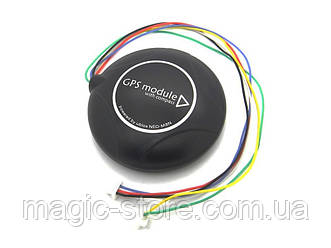 Модуль GPS Ublox NEO-M8N для CC3D Revolution
