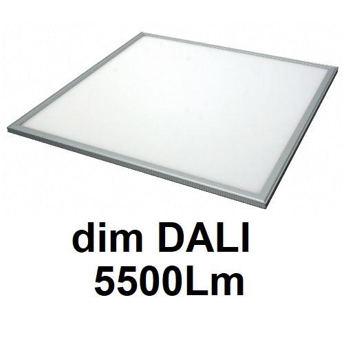 D6655-40 41Вт 5500Лм 4000К диммируемая (протокол Dali) светодиодная LED-панель 600х600