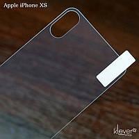 Защитное стекло на заднюю панель Apple iPhone XS