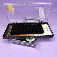 Ресницы i-Beauty/Ай-Бьюти Premium Mink (20 лент) C 0,1 мм 8 мм