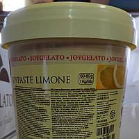 """Натуральная паста со вкусом лимона """"Joypaste Lemon"""", Италия (фасовка 1,2 кг), фото 1"""