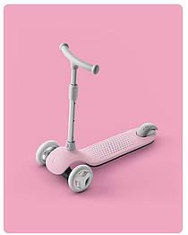 Детский самокат Xiaomi Mi Bunny Scooter Pink