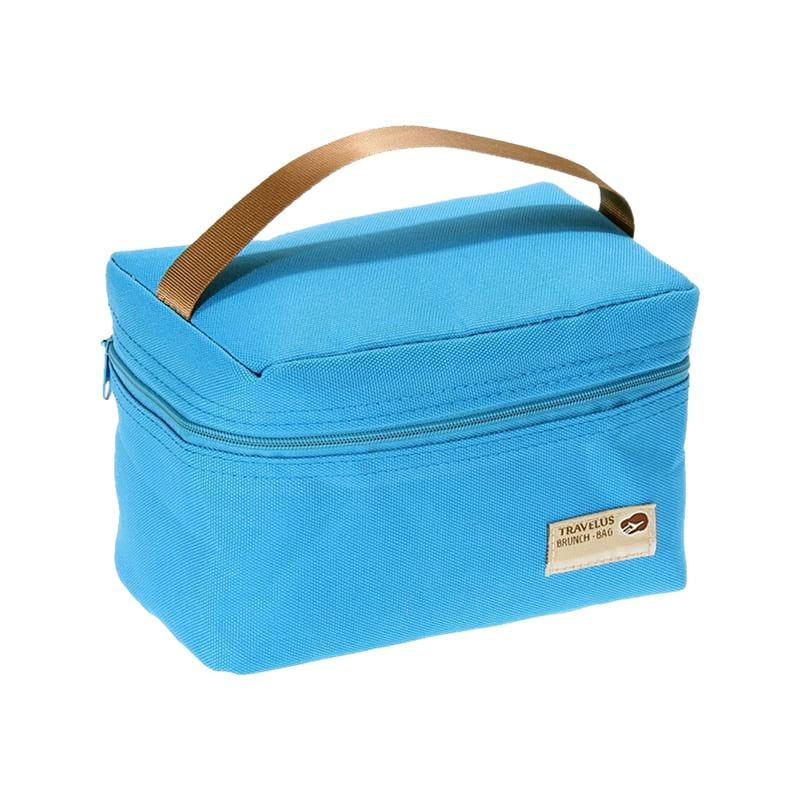 Ланч бэг Mini 1.8 л голубой (LB-4405)