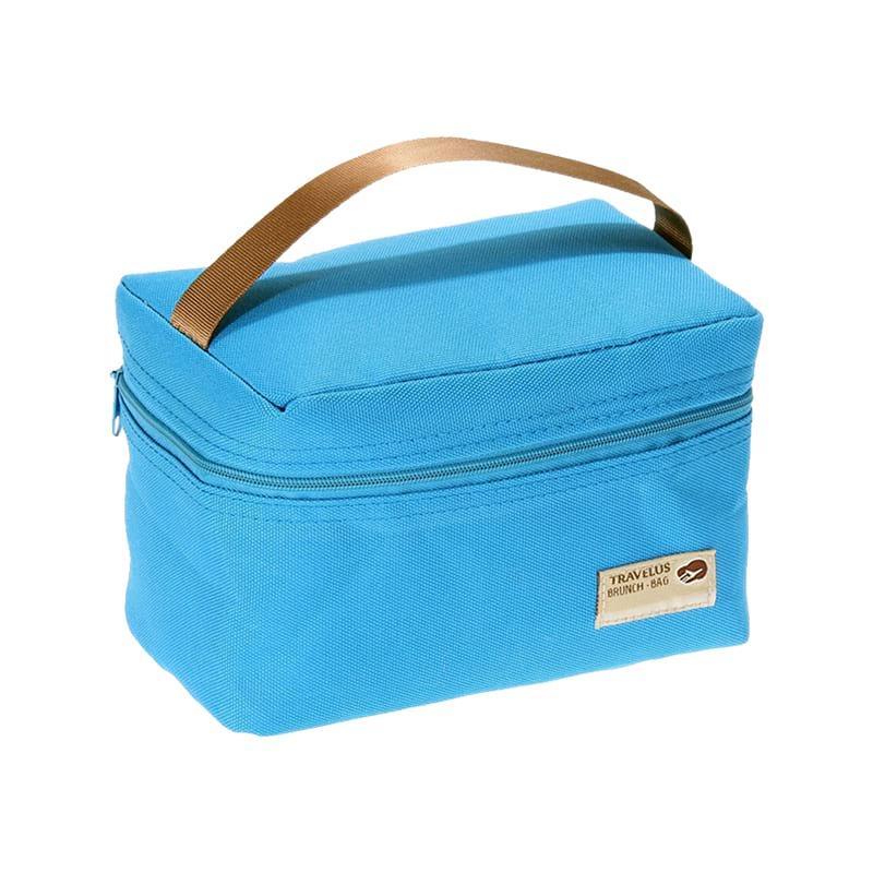 Ланч бэг Mini 1.8 л голубой (LB-4405), фото 1