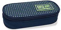 Пенал школьный CoolPack CAMPUS B62060, синий