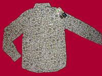 Стильная рубашка для мальчика, 152 см, Италия