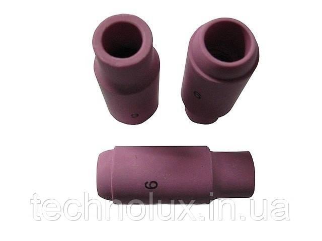 Керамическое сопло-; № 6 (NW 9,5 мм / L 47,0 мм) 701.0109