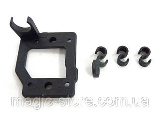 Center Diff. Support Plate 1P