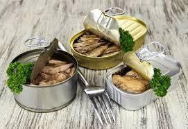 Консервы (рыба, тунец, паштет)