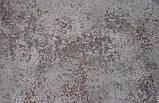 Розкладний обідній стіл HARBOR IRON GREY 160/240 сіре скло (безкоштовна доставка), фото 8