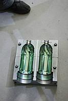 Пресс формы  Б.У.  для  выдувных  бутылок  2 литра