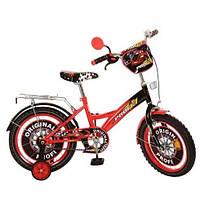 Велосипед детский мульт 16 д. PO1632 Original