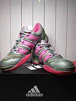 Розовые Кроссовки Adidas Stabil 6 40.5 (255mm)