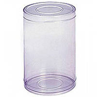 Тубус пластиковый 120*260 пищевой