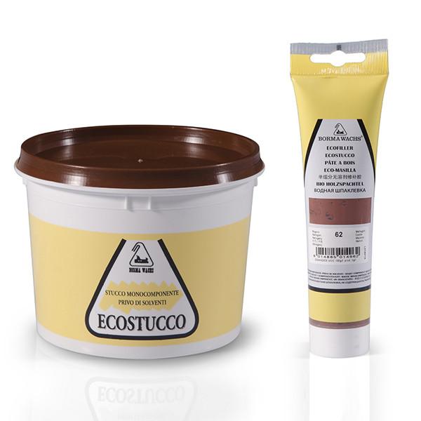 Акриловая шпаклевка для деревянных поверхностей, Ecostucco