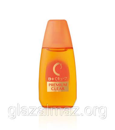 Rohto C3 Premium Clear капли при ношении контактных линз c витамином A, E, Таурином!, фото 2