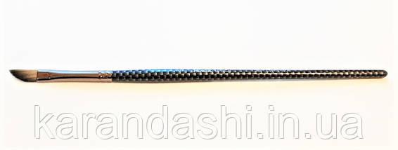 Кисть Pinax Hi-Tech 249 Синтетика № 3 Овальная Скошенная, фото 3