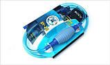 Напівавтоматичний змінник води для акваріума BY-28, фото 2