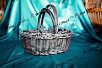 Корзина плетеная из лозы набор, фото 1