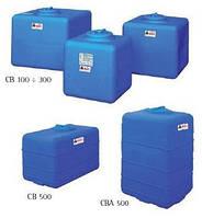 CBA 500 пластиковый бак ELBI для надземного монтажа