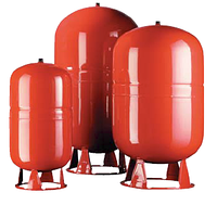 ERCE-35 расширительный бак для системы отопления сварной конструкции с фиксированной мембраной