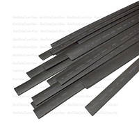 Термоусадка W-1-H WOER, 1.0/0.5мм, чёрная, 1м (1уп/100м)