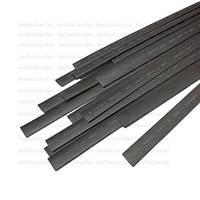Термоусадка W-1-H WOER, 2.5/1.25мм, чёрная, 1м (1уп/100м)