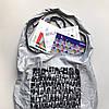 Дизайнерская эко сумка для покупок EcoLife для путешествий