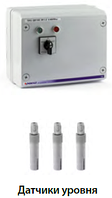 """QST 3000 с датчиками уровня для трехфазных скважинных насосов 4"""" и 6"""""""