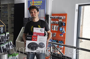Рабочие будни магазина TVMusic