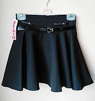 Школьная юбка  для девочки. 6-7, 8-9,10-11 лет 8-9
