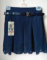 Школьная юбка  для девочки. На 8,9,10,11 лет