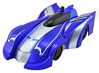 Антигравитационная радиоуправляемая машинка Kronos Toys Wall Climber 5044 Синяя (gr_008510)
