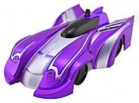 Антигравитационная радиоуправляемая машинка Kronos Toys Wall Climber 5044 Фиолетовая (gr_008520)