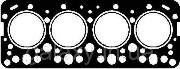 Прокладка головки блоку циліндрів MB 609-714D ОМ314/364