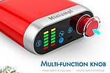 Усилитель звука NOBSOUND с Bluetooth 5.0 EDR HI-FI 2х50Вт USB звук, AUX, TPA3116, фото 7
