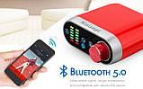 Усилитель звука NOBSOUND с Bluetooth 5.0 EDR HI-FI 2х50Вт USB звук, AUX, TPA3116, фото 6