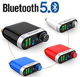 Усилитель звука NOBSOUND с Bluetooth 5.0 EDR HI-FI 2х50Вт USB звук, AUX, TPA3116, фото 4
