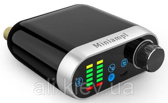 Усилитель звука NOBSOUND с Bluetooth 5.0 EDR HI-FI 2х50Вт USB звук, AUX, TPA3116