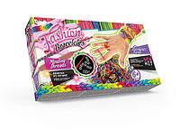 Радужные резиночки для плетения в стиле Rainbow Loom, резинки для плетения браслетов Fashion Braceletes FB-03