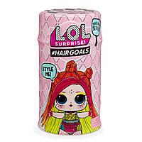 Кукла Лол с волосами оригинал Hairgoals 5 серия вторая волна