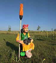 Садовая фигура Баба Яга, фото 2