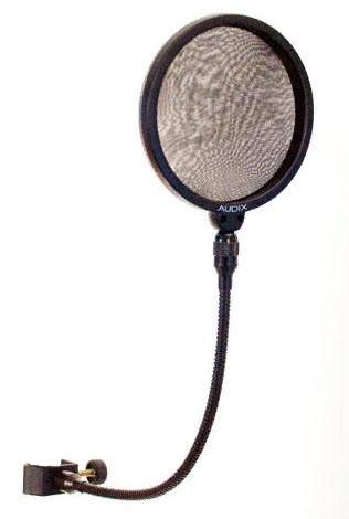 AUDIX PD133 Микрофонный POP-фильтр, с гибким держателем