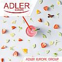 Смузи мейкер Adler AD 4054r емкость 0.6 л, фото 7