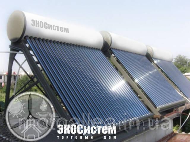 Солнечный коллектор ASD-S2-10 (термосифонная система)