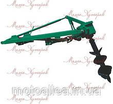 Бур 1W-30, диаметр шнека 300 мм, для тракторов мощностью от 25 до 45 л.с.