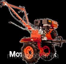 Мотоблок бензиновый Кентавр МБ 2070 Б колеса 4Х8